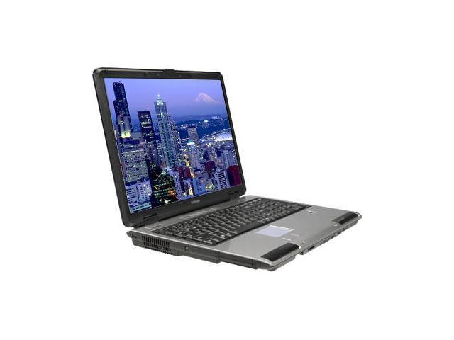 "TOSHIBA Satellite P105-S6157 NoteBook Intel Core 2 Duo T5500(1.66GHz) 17.0"" Wide XGA+ 2GB Memory DDR2 533 200GB HDD 4200rpm DVD Super Multi Intel GMA950"