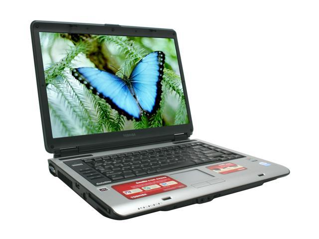 "TOSHIBA Satellite A135-S2266 NoteBook Intel Celeron M 430(1.73GHz) 15.4"" Wide XGA 512MB Memory DDR2 533 80GB HDD 5400rpm DVD Super Multi ATI Radeon Xpress 200M IGP"