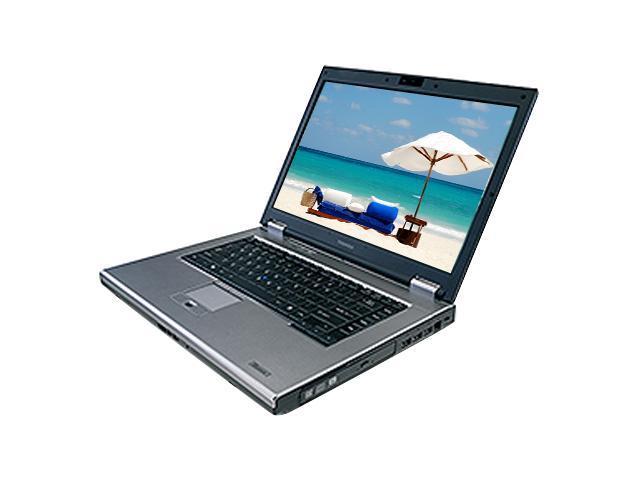 "TOSHIBA Laptop Tecra A10-S3501 Intel Core 2 Duo T9400 (2.53 GHz) 4 GB Memory 200 GB HDD NVIDIA NVS 150M 15.4"" Windows Vista ..."