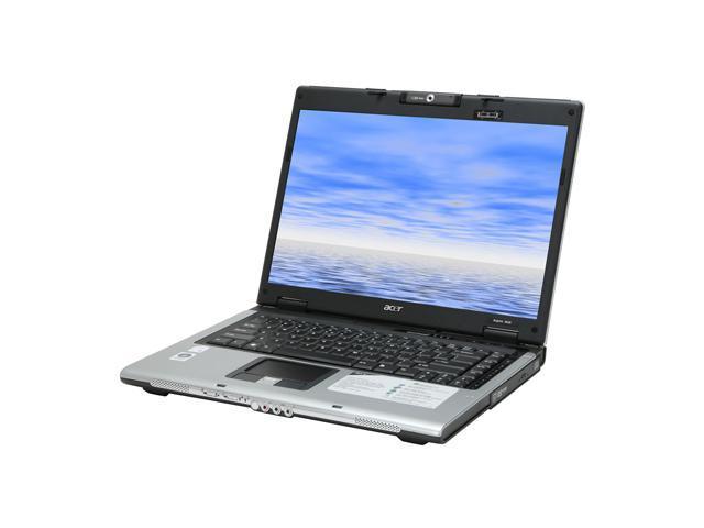 "Acer Aspire AS5630-6951 NoteBook Intel Core 2 Duo T5200(1.60GHz) 15.4"" Wide XGA 1GB Memory DDR2 533 160GB HDD DVD Super Multi Intel GMA950"