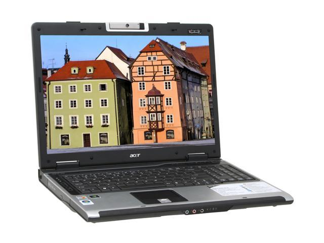 "Acer Aspire AS9300-3716 NoteBook AMD Turion 64 MK-36(2.00GHz) 17.0"" Wide XGA+ 1GB Memory 120GB HDD DVD Super Multi NVIDIA GeForce Go 6100"