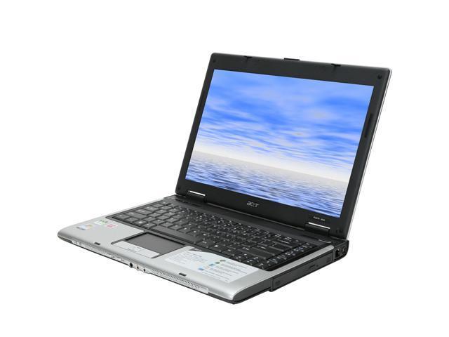 "Acer Aspire AS3050-1150 NoteBook AMD Mobile Sempron 3500+ 14.1"" Wide XGA 512MB Memory 80GB HDD 4200rpm DVD/CD-RW Combo ATI Radeon Xpress 1100 IGP"