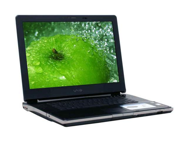 "SONY VAIO AR Series VGN-AR170P23 NoteBook Intel Core Duo T2600(2.16GHz) 17.0"" Wide UXGA 2GB Memory DDR2 533 240GB HDD 5400rpm DVD Super Multi NVIDIA GeForce Go 7600"