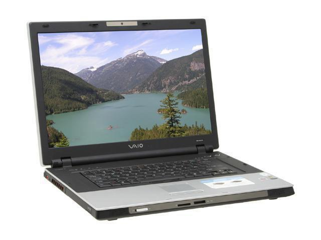 """SONY VAIO BX Series VGN-BX670P42 NoteBook Intel Core 2 Duo T7200(2.00GHz) 17.0"""" Wide UXGA 1GB Memory DDR2 533 160GB HDD 5400rpm DVD Super Multi ATI Mobility Radeon X1600"""