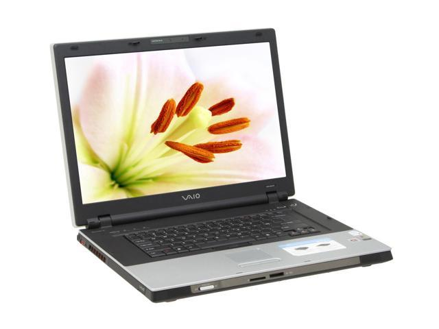 "SONY VAIO BX Series VGN-BX670P53 NoteBook Intel Core 2 Duo T7600(2.33GHz) 17.0"" Wide UXGA 2GB Memory DDR2 533 320GB HDD 4200rpm DVD Super Multi ATI Mobility Radeon X1600"