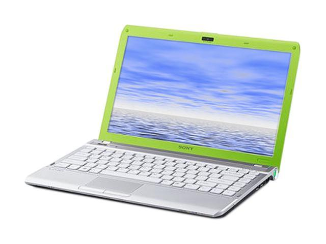 "SONY Laptop VAIO Y Series VPCY216GX/G Intel Core i3 330UM (1.20 GHz) 4 GB Memory 500 GB HDD Intel HD Graphics 13.3"" Windows ..."