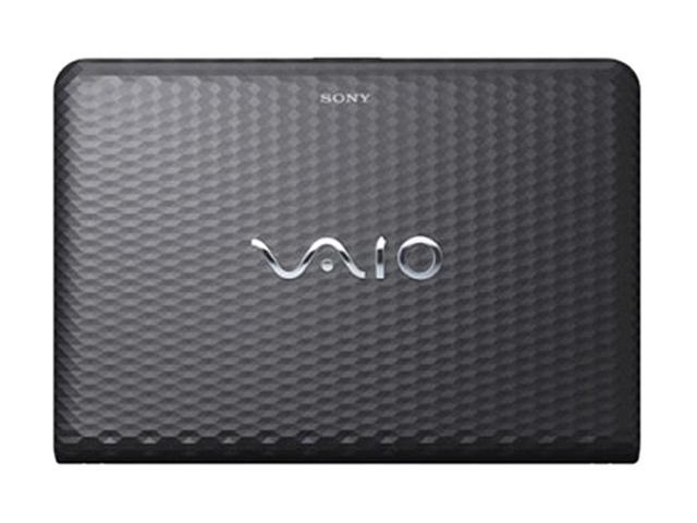 "SONY VAIO EH Series VPC-EH32FX/B 15.5"" Windows 7 Home Premium 64-Bit Laptop"