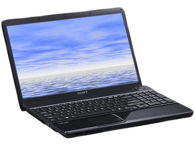 SONY Laptop VAIO E Series VPCEE3WFX/BJ AMD Athlon II Dual-Core P340 (2.20 GHz) 4 GB Memory 500 GB HDD ATI Radeon HD 4250 ...