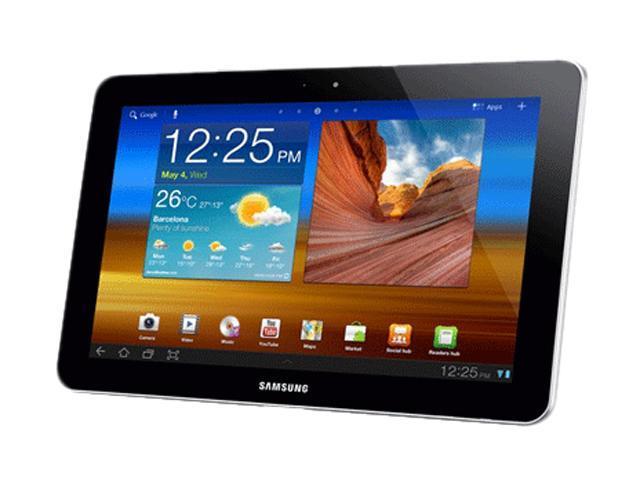 """SAMSUNG Galaxy Tab 10.1 32GB Storage 10.1"""" Tablet - Pure White"""
