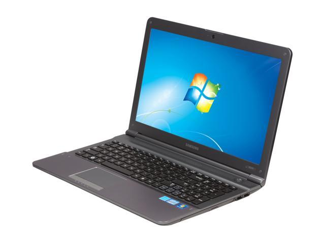 SAMSUNG Laptop NP-RC512-A01US Intel Core i7 2670QM (2.20 GHz) 6 GB Memory 750 GB HDD Intel HD Graphics 15.6