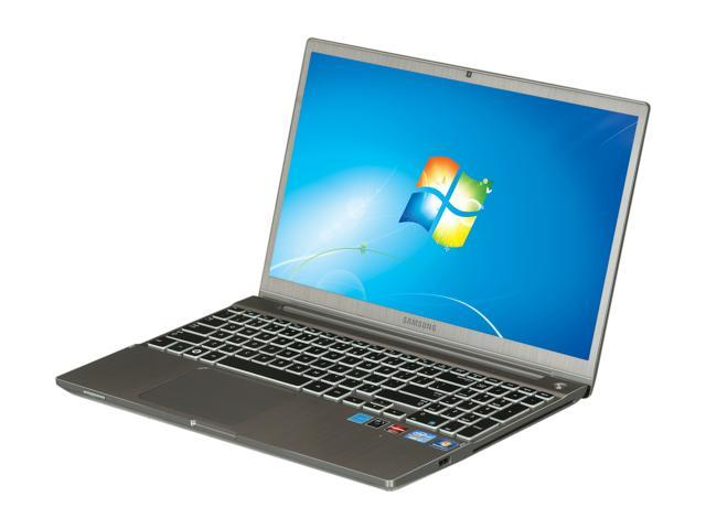 SAMSUNG Laptop Series 7 NP700Z5B-S01UB Intel Core i7 2nd Gen 2675QM (2.20 GHz) 8 GB Memory 1 TB HDD AMD Radeon HD 6490M 15.6
