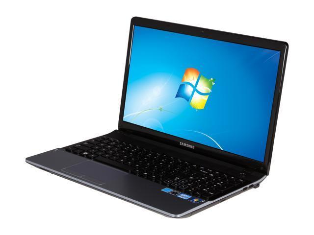 SAMSUNG Laptop Series 3 NP300E5C-A01US Intel Core i3 2370M (2.40 GHz) 6 GB Memory 750 GB HDD Intel HD Graphics 3000 15.6