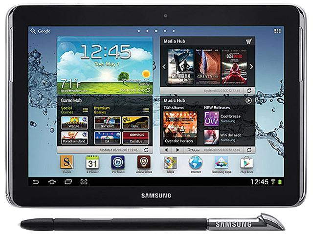 "SAMSUNG Galaxy Note 10.1 32 GB 10.1"" Tablet PC, (A Grade Samsung Recertified)"