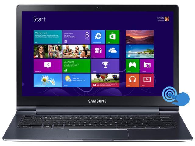 "SAMSUNG ATIV Book 9 Plus NP940X3G-K01US Intel Core i5 4 GB Memory 128 GB SSD 13.3"" Touchscreen Ultrabook Windows 8 64-Bit"