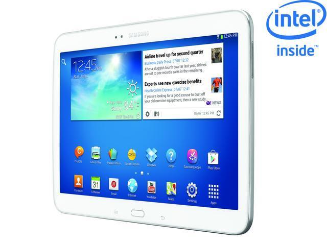 SAMSUNG Galaxy Tab 3 10.1 Intel Atom Z2560 1GB Memory 16GB 10.1