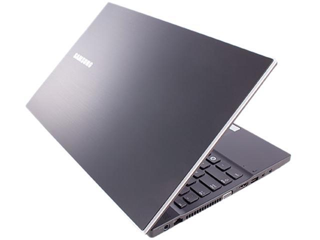 SAMSUNG Notebook(Grade A) RV515-A01 AMD Dual-Core Processor E-350 (1.6 GHz) 4 GB Memory 320 GB HDD 15.6""