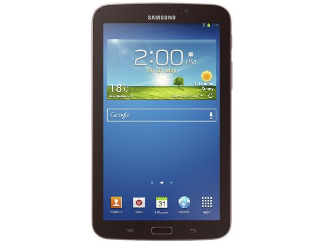 SAMSUNG Galaxy Tab 3 7.0 1.2GHz Dual Core Processor 1GB Memory 8GB 7
