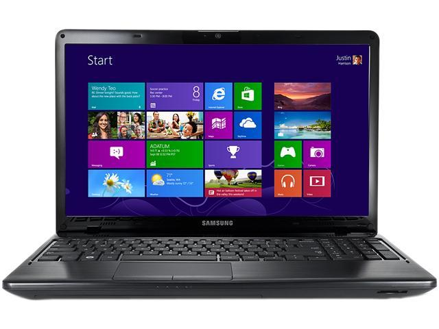SAMSUNG Laptop Series 3 NP365E5C-S01USR AMD A8-Series A8-4500M (1.90 GHz) 4 GB Memory 500 GB HDD AMD Radeon HD 7640G 15.6