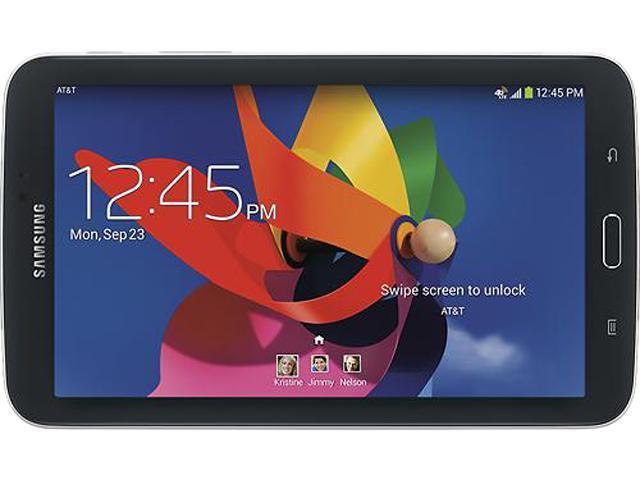 SAMSUNG Galaxy Tab Galaxy Tab 3 (AT&T) Dual Core 1.5 GB Memory 16GB ROM 7.0