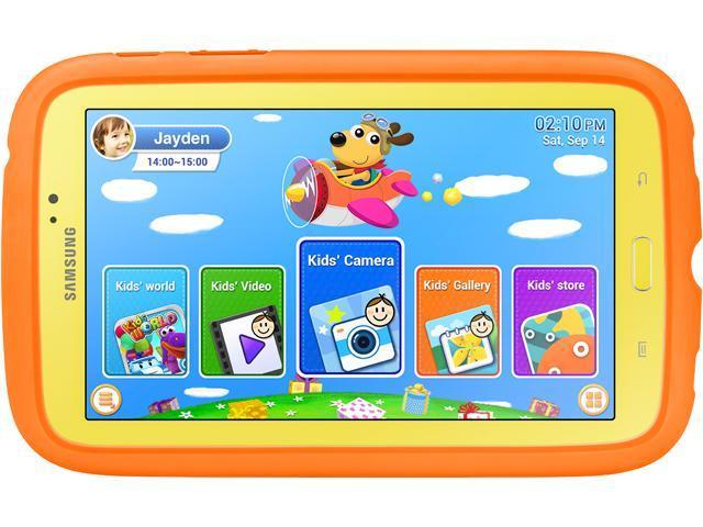SAMSUNG Galaxy Tab 3 Kids 8GB 7.0