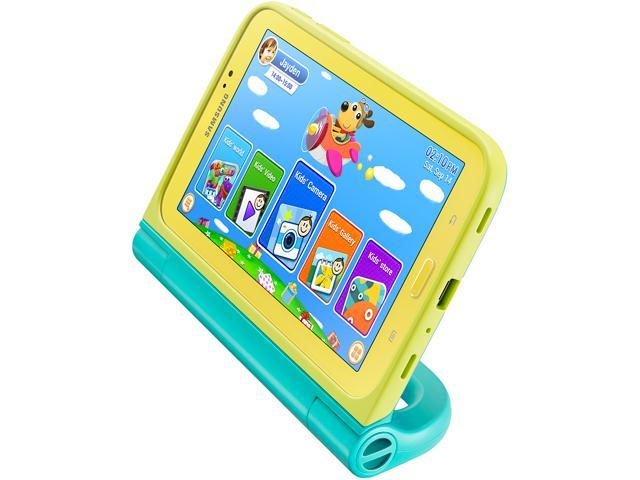 "SAMSUNG Galaxy Tab 3 Kids Dual Core 1.5 GB Memory 8GB ROM 7.0"" Touchscreen Tablet Android 4.2 (Jelly Bean)"