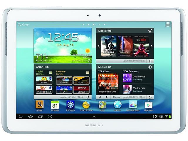 "SAMSUNG Galaxy Note 10.1 16 GB 10.1"" Tablet PC"