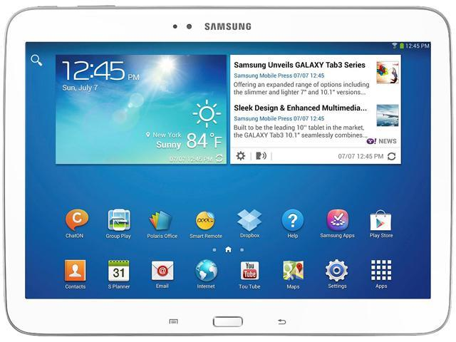 """SAMSUNG Galaxy Tab 3 10.1 16 GB 10.1"""" Tablet"""