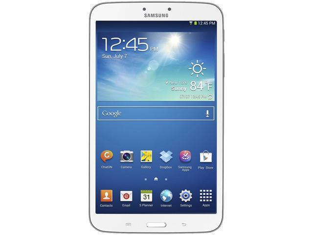 """SAMSUNG Galaxy Tab 3 8.0 1.5GB Memory 16GB 8.0"""" Touchscreen Tablet Android 4.2 (Jelly Bean)"""