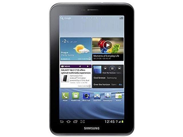 """SAMSUNG Galaxy Tab 2 8 GB 10.1"""" Tablet"""
