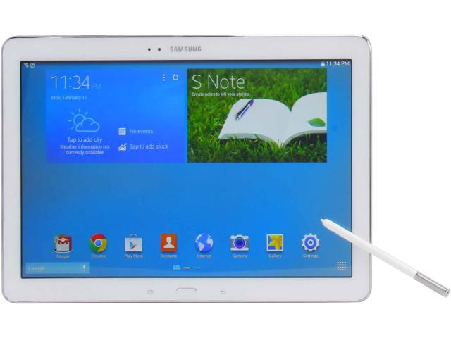 """SAMSUNG Galaxy Note Pro 12.2 Quad Core, 3GB Memory 32GB, 12.2"""" 2560 x 1600 Touchscreen, Android 4.4 (KitKat) Tablet"""