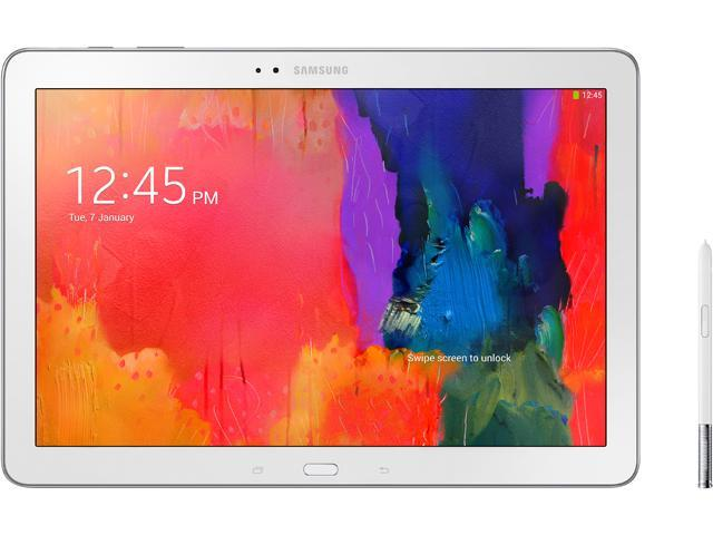 """SAMSUNG Galaxy Note Pro 12.2 Quad Core 3GB Memory 64GB 12.2"""" 2560 x 1600 Touchscreen Tablet Android 4.4 (KitKat)"""