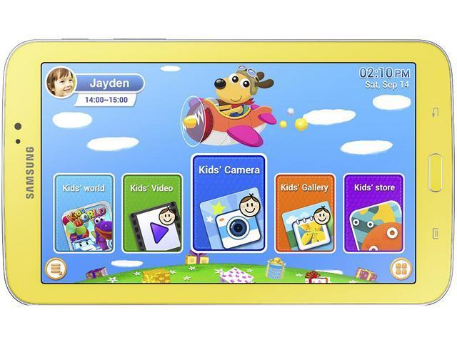 """SAMSUNG Samsung Galaxy SM-T2105GY8 8 GB 7.0"""" Tablet"""
