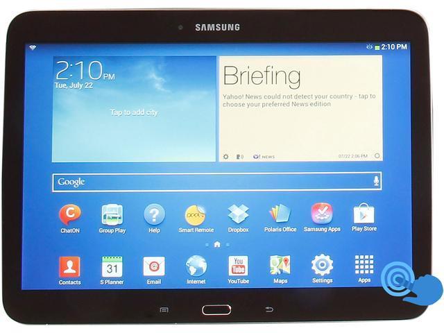 SAMSUNG Galaxy Tab 3 10.1 1 GB Memory 16 GB 10.1