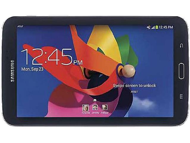 SAMSUNG Galaxy Tab 3 (AT&T) Dual Core 1.5 GB Memory 16GB ROM 7.0