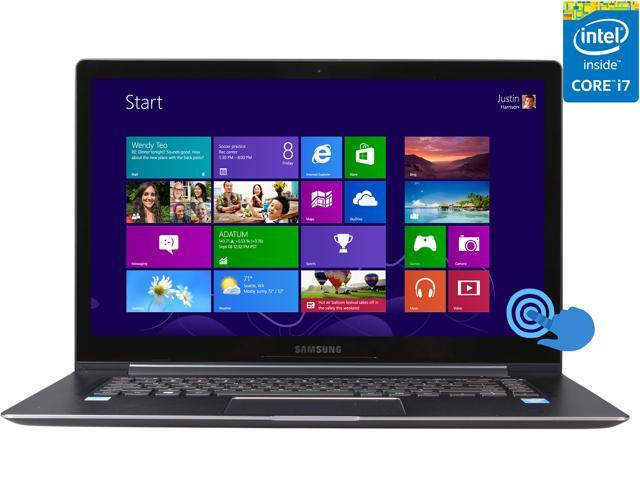 SAMSUNG ATIV Book 9 (2014 Edition) NP940X5J-K02US Ultrabook Intel Core i7 4500U (1.80 GHz) 256 GB SSD Intel HD Graphics 4400 Shared memory 15.6