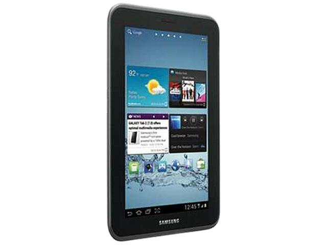 "SAMSUNG Galaxy Tab 2 (7.0) WiFi 8 GB 7.0"" Tablet PC - Titanium Silver"
