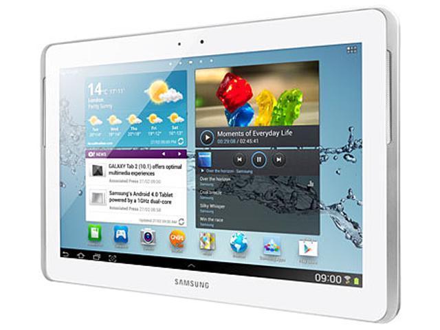 SAMSUNG Galaxy Tab 2 10.1 TI OMAP4430 1GB Memory 16GB 10.1