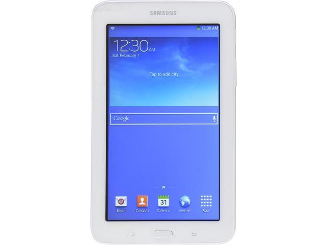 SAMSUNG Galaxy Tab 3 7 Lite Dual Core 1GB Memory 8GB 7.0
