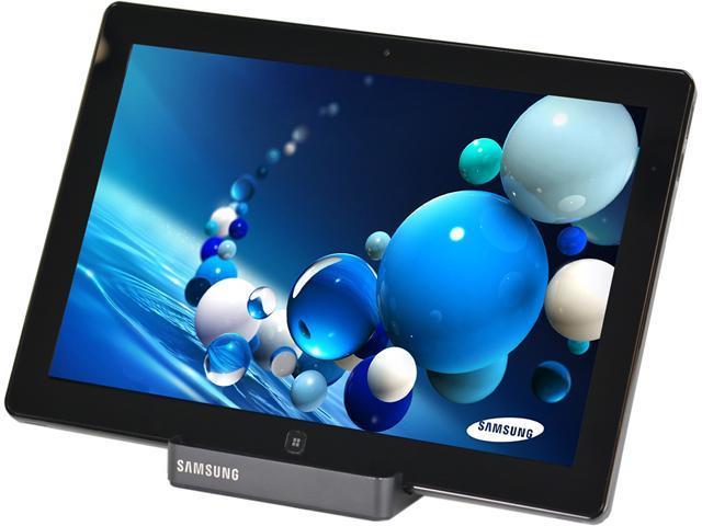 SAMSUNG Grade B Laptop Series 7 Slate XE700T1A-A06US Intel Core i5 1.60 GHz 4 GB Memory 128 GB SSD 11.6