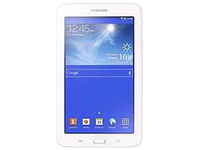 SAMSUNG Galaxy Tab 3 Lite SM-T110NDWAXAR-R Marvell PXA986 1 GB Memory 8 GB Flash Storage 7.0