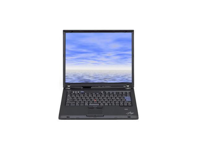 "ThinkPad T Series T60p (8744C9U) NoteBook Intel Core 2 Duo T7200(2.00GHz) 15.4"" Wide SXGA+ 2GB Memory 100GB HDD 7200rpm Dual layer DVD Burner ATI Mobility FireGL V5250"