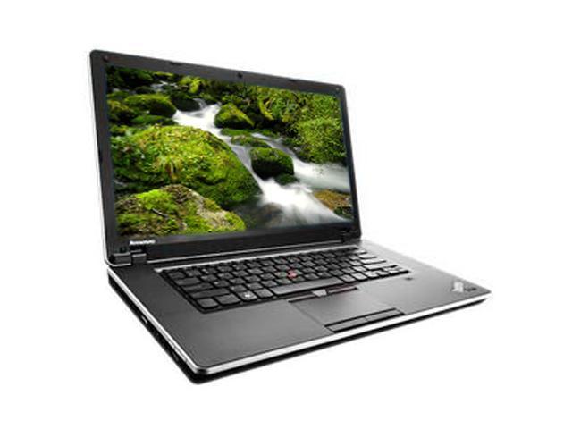 "ThinkPad Laptop Edge 057865U Intel Core i3 330M (2.13 GHz) 4 GB Memory 320 GB HDD Intel GMA HD 14.0"" Windows 7 Professional ..."