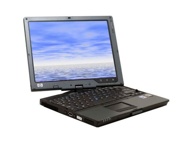 "HP Compaq TC4200 Tablet PC Intel Pentium M 760(2.00GHz) 12.1"" XGA 512MB Memory DDR2 400 60GB HDD 5400rpm Intel GMA900"