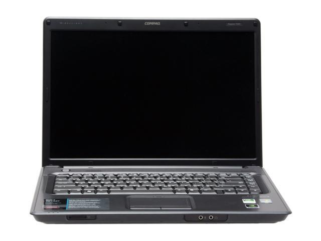 "COMPAQ Presario F553US(RZ327UA) NoteBook AMD Mobile Sempron 3500+ 15.4"" Wide XGA 1GB Memory 80GB HDD 5400rpm DVD/CD-RW Combo NVIDIA GeForce Go 6150"