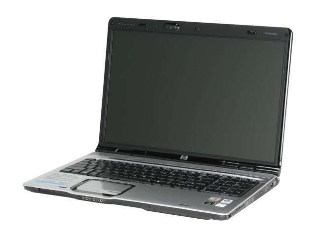 "HP Pavilion dv9320us NoteBook AMD Turion 64 X2 TL-56(1.80GHz) 17.0"" Wide XGA+ 2GB Memory 120GB HDD 5400rpm DVD Super Multi NVIDIA GeForce Go 6150"