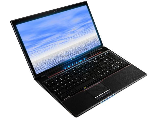 MSI GE Series GE600ND-257US Gaming Laptop Intel Core i7 3630QM (2.40 GHz) 8GB DDR3 Memory 750 GB HDD NVIDIA GeForce GTX 660M 2G GDDR5 15.6