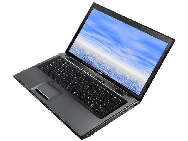 "MSI Laptop CX70 0NF-091US Intel Core i7 3630QM (2.40 GHz) 6 GB Memory 1 TB HDD NVIDIA GeForce GT 645M 17.3"" Windows 8"