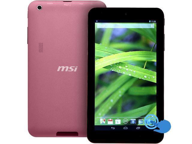 MSI Primo 73 9S7-N71J14-036 Dual-core ARM Cortex-A7 1 GB Memory 16 GB 7.0