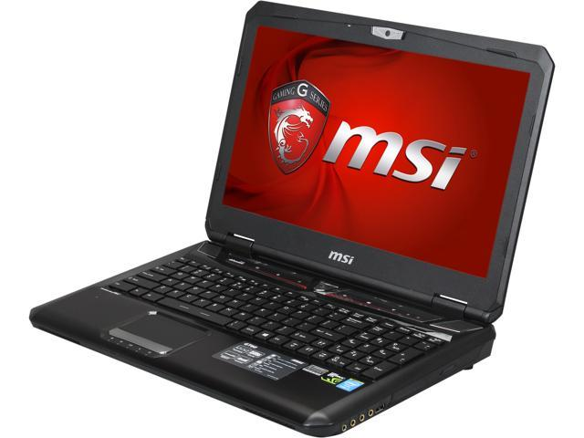 "MSI GT Series GT60 DominatorPro 3K-475 Gaming Laptop Intel Core i7-4800MQ 2.7 GHz 15.6"" 3K Windows 8.1 64-Bit"