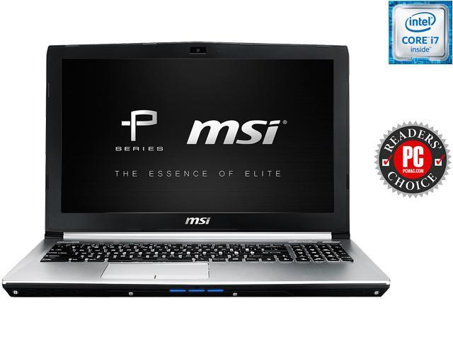 msi pe60 6qe 031us gaming laptop 6th generation intel core i7 6700hq ghz 8 gb memory 1 tb. Black Bedroom Furniture Sets. Home Design Ideas